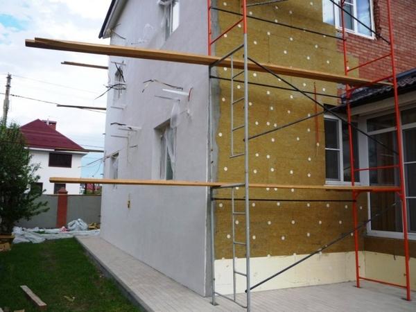 Утепление фасадов от 15 руб.кв.м 5