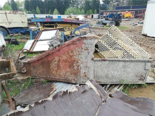 Бадья для бетона
