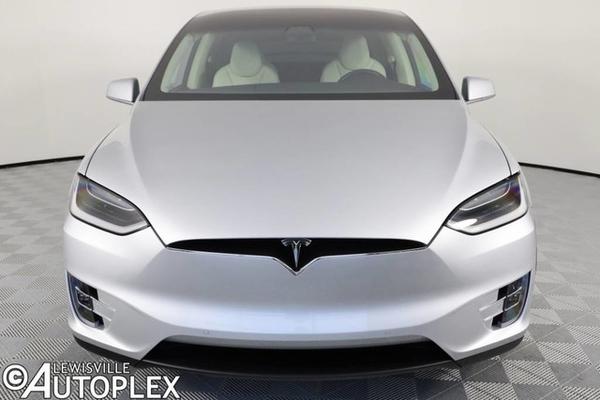 Tesla,  Model X100D,  2017 2