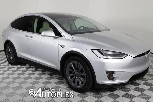 Tesla,  Model X100D,  2017 3