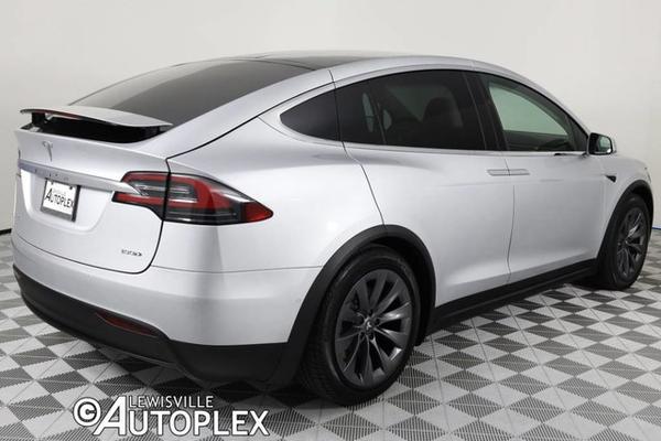 Tesla,  Model X100D,  2017 4