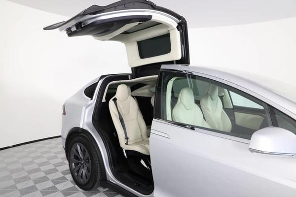 Tesla,  Model X100D,  2017 6