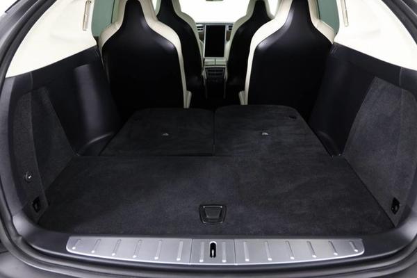 Tesla,  Model X100D,  2017 7