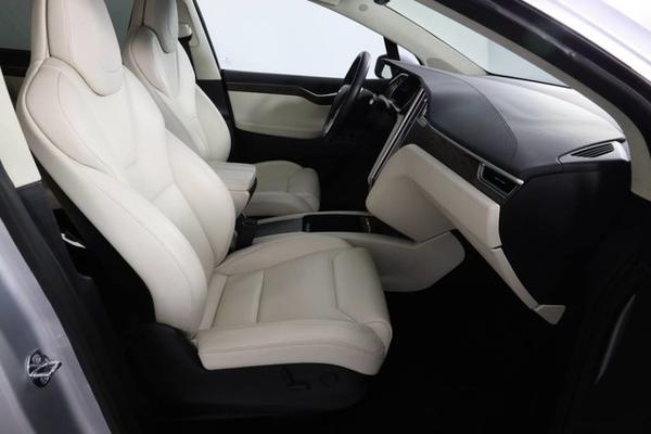 Tesla,  Model X100D,  2017 9