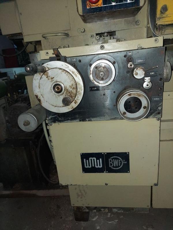 Внутришлифовальный станок BWF Si-4 Срочно 4