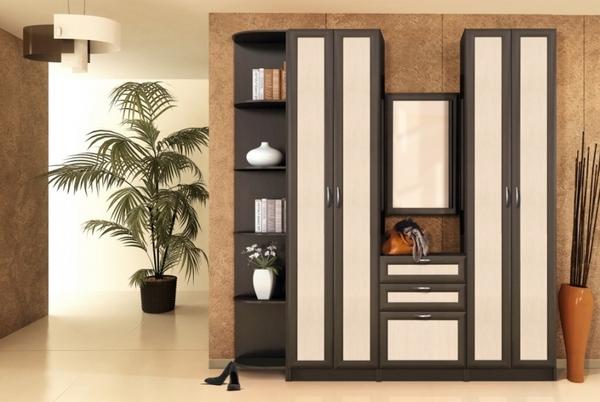 Набор мебели в прихожую Ингрит 3 3