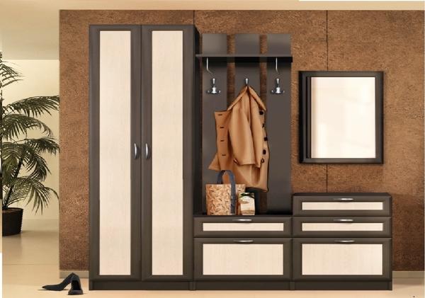 Набор мебели в прихожую Ингрит 3 2