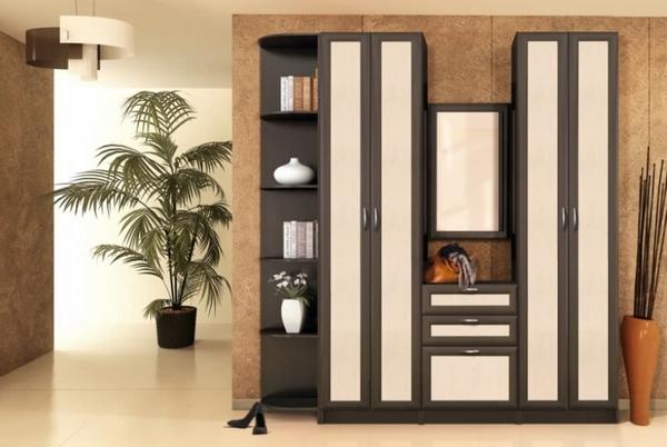 Мебель для прихожей Ингрит 3 (2.04 м.)
