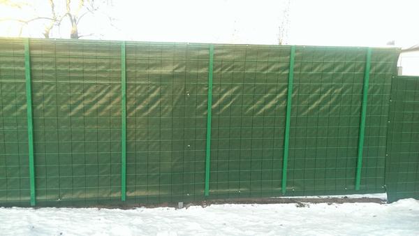 Сетка для ограждения ПП200 (зеленая) 2*50м 6