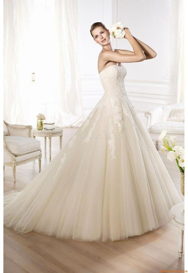 Продам свое свадебное платье Octavia от Pronovias 2