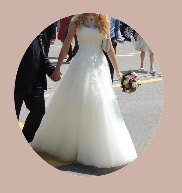 Продам свое свадебное платье Octavia от Pronovias 4