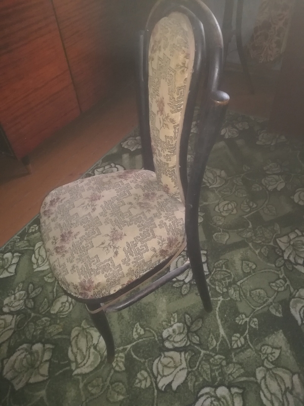 Венская мебель для гостиной.19 век 3