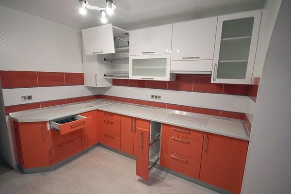 Кухонная мебель 3