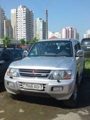 Mitsubishi Pajero 3 GDI GLS (Дл. база) 2000 г.в.,  3.5 впрыск