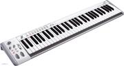 Миди клавиатура с фортепьянной прошивкой KORG K61P NEW