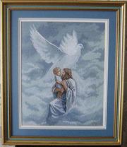 Картина  «К Молитве о Святом Духе»