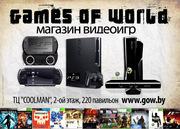 SONY PS3, PSP, XBOX360