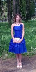 Продам красивое платье для торжества