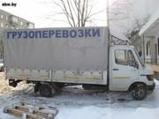 Грузоперевозки дешево Минск-РБ-РФ до 3 тонн /19 кубов. Гидроборт.