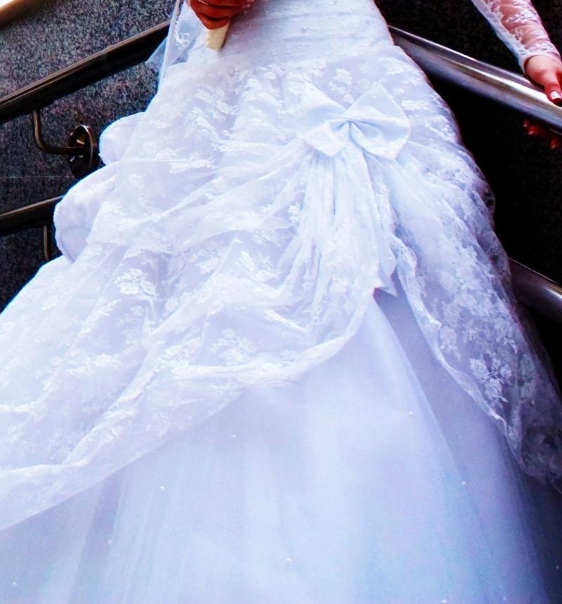 Свадебные Платья Клочками