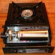 Плита газовая портативная в кейсе MEGA-1.