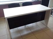 продам офисный стол и шкаф