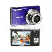 Продам Цифровой фотоаппарат Olympus FE-5020(фиолетовый)