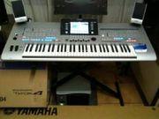 Yamaha Tyros4 61-клавишная клавиатура