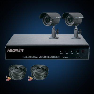 Продам систему видеонаблюдения