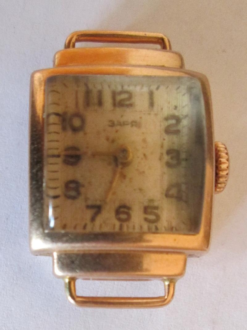 Золотые часы Слава 583 пробы в Протвино. Часы хронограф