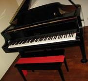 Продаётся рояль Boston GP-163 PE кабинетный,  чёрный