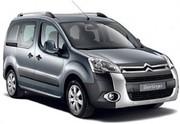 Стекло боковое кузовное,  заднее Peugeot Partner,  Berlingo c 2008-