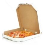 Коробки для пиццы любых размеров