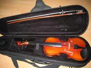 Продам скрипку Euphony 1/4 б/у в хорошем состоянии.