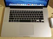 Apple MacBook Pro 15 сетчатки