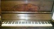 Фортепиано Германия,  клавиши из слоновой кости