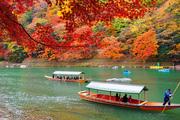 Япония. Очарование поры осенней. Любование клёнами — момидзи