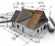 Проект для строительства дома,  коттеджа.