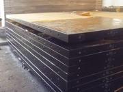 плиты нагревательные для этажных прессов для фанеры и других плит мат