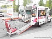 Транспортировка инвалидов на специализированном транспорте по Минску