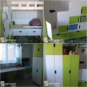 Двухъярусные кровати под заказ в Минске