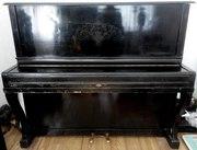 Пианино Беларусь  чёрное