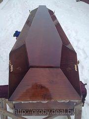 Гробы оптом в Беларуси от производителя.