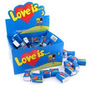 Оригинальная Жвачка Love is по оптовой цене