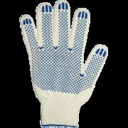 перчатки ПВХ: Класс вязки: 7, 5 \
