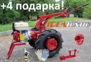 Мотоблок МТЗ Беларус 09Н (9 л.с.) с двигателем Honda + 4 Подарка!