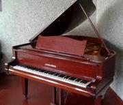 Германский концертный рояль August Forster - модель 215
