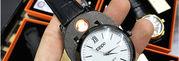 Часы-зажигалка Zippo для подарка.