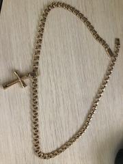 Цепь золотая с крестиком 49 гр 585 проба
